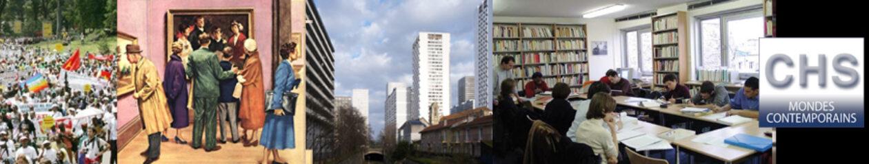 Centre d'histoire sociale des mondes contemporains (CHS)
